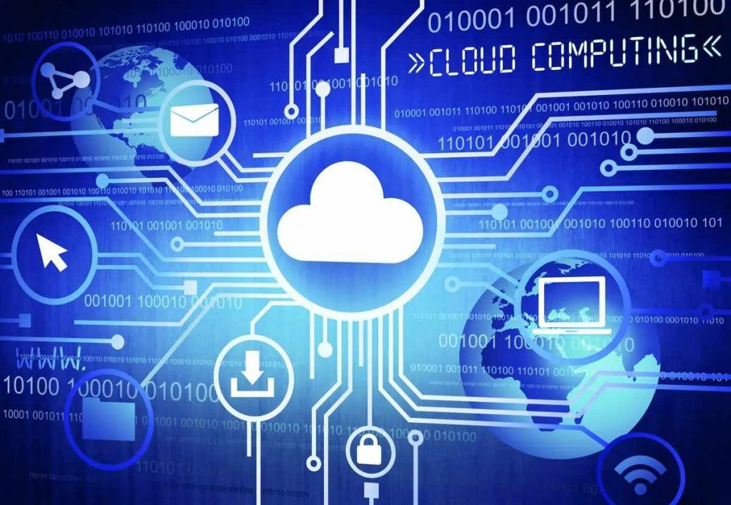 Cloud Computing : Best option to store data on Cloud