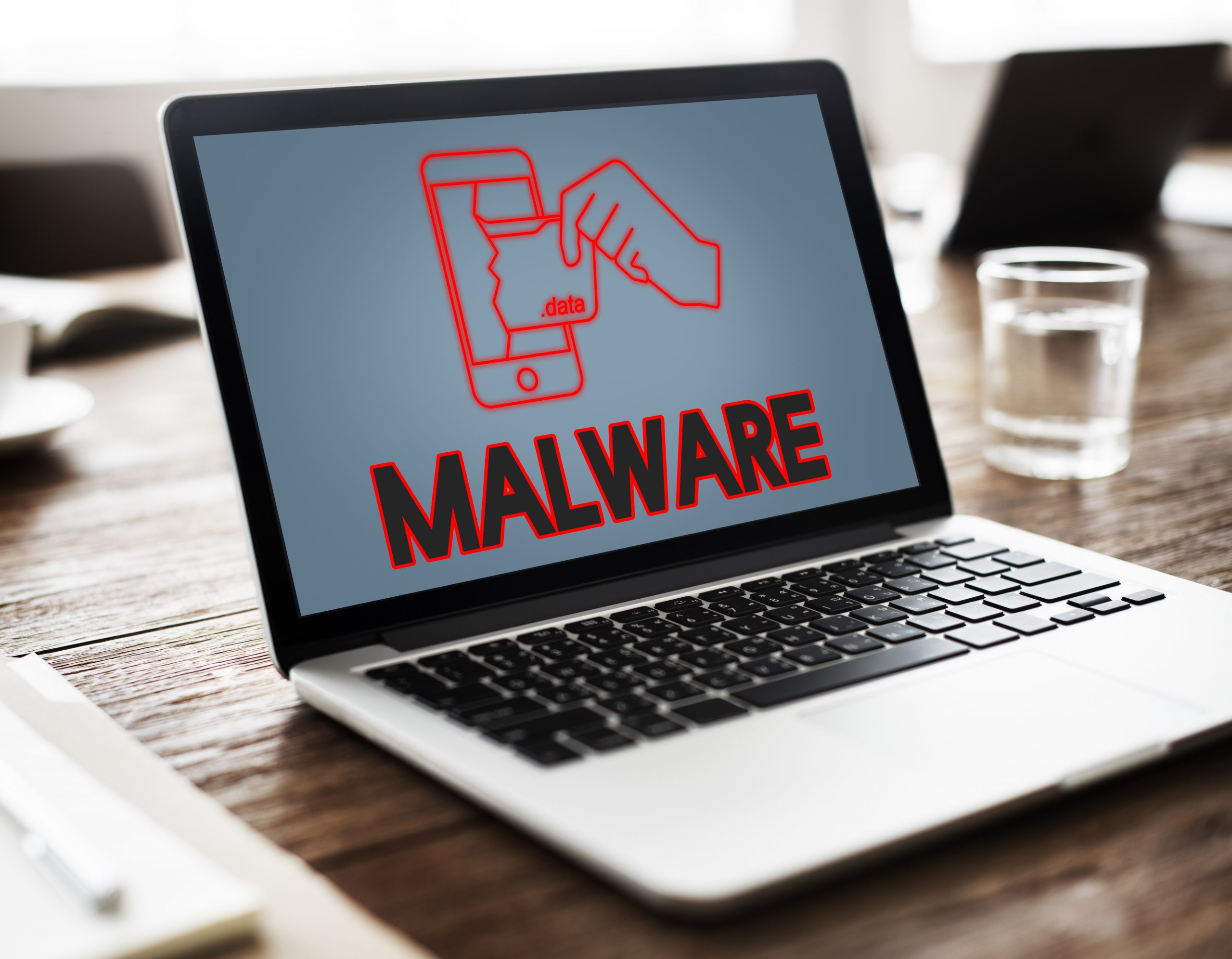 Signs that your pc is connected with malware